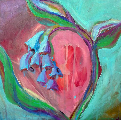 bluebell by Lorie McCown