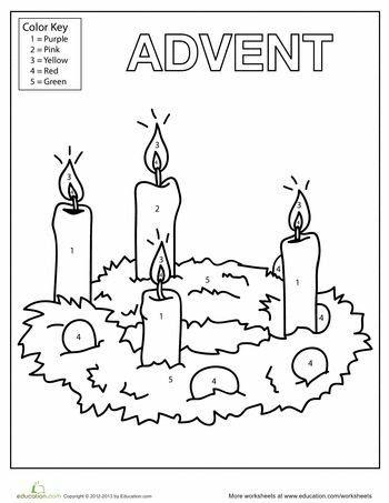 malvorlagen weihnachten adventskranz | aglhk