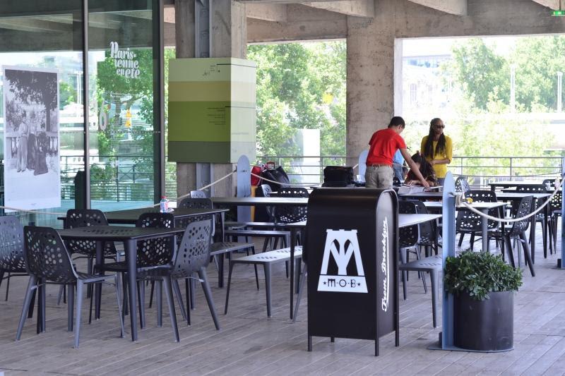 Restaurant Américain végétarien Paris MOB