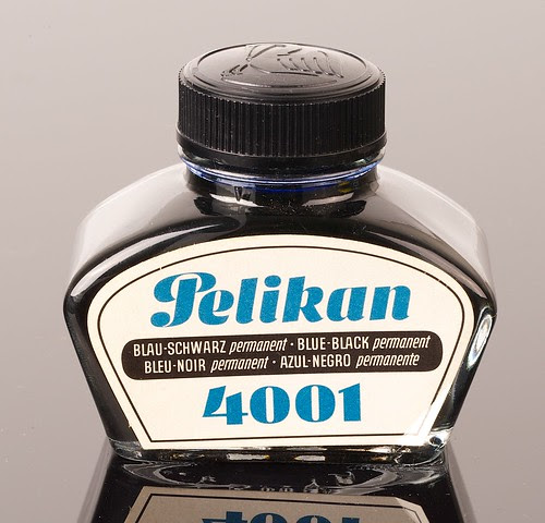 Pelikan Blue Black
