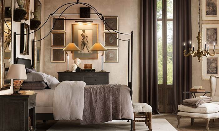 Best Image of Restoration Hardware Bedroom Ideas | Patricia Woodard