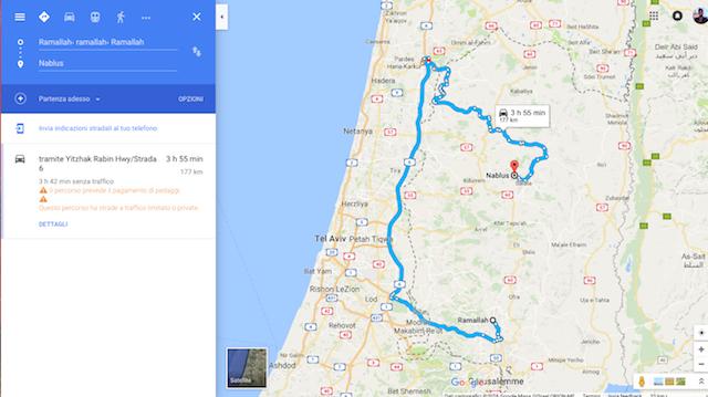 palestina-google-maps