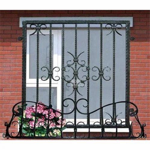 Window Grill Designer Window Grill Manufacturer From Hosur