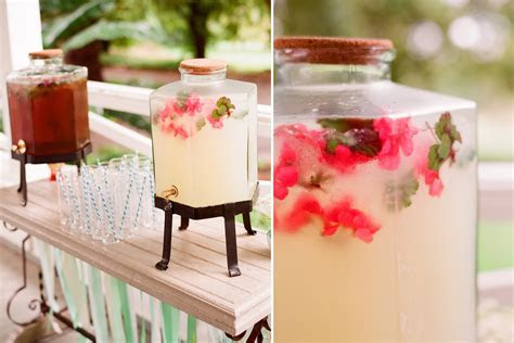 romantic outdoor wedding with Anthropologie inspired decor