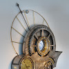 Isaac Newton Inventions Water Clock