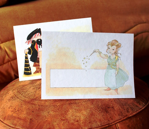 Mes cartes, imprimées