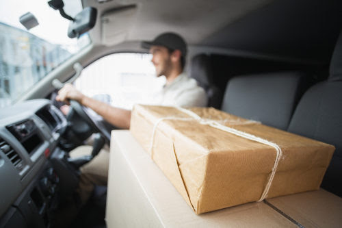 Reliable courier partner