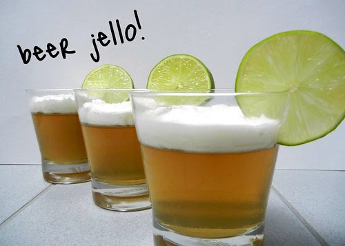 beer jello