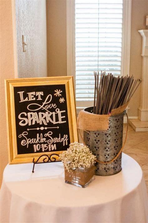 Top 20 Wedding Sparkler Send Off Ideas   Deer Pearl Flowers