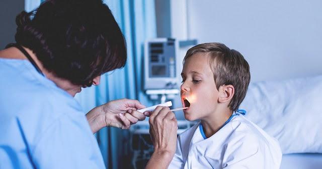 डिप्थीरिया होने के कारण, लक्षण एवं उपाय