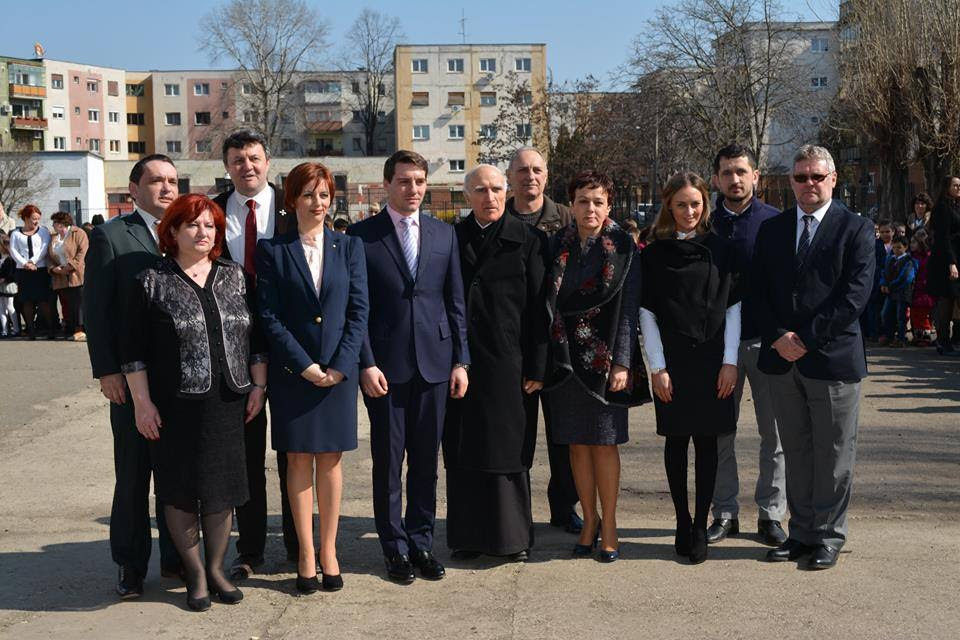 Principele Nicolae, în județele Cluj, Hunedoara, Arad și Timiș
