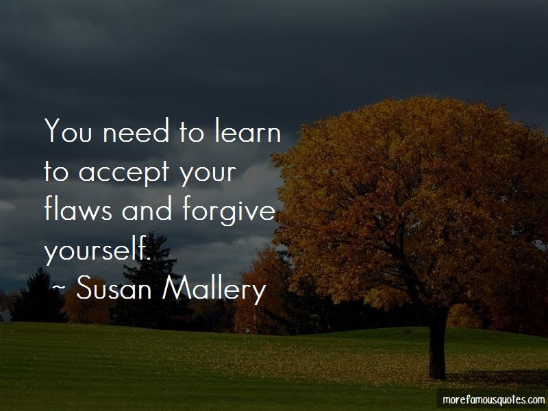 Quotes About Forgive Yourself Top 139 Forgive Yourself Quotes From