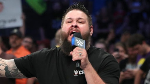 Kevin Owens Teases NXT Return After Getting Fired From SmackDown