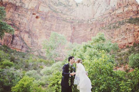 Planning Your Zion National Park Wedding   Utah Wedding