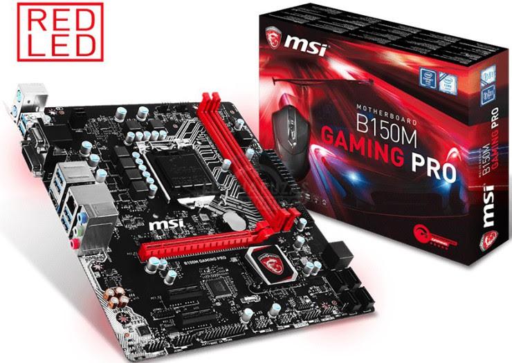 MSI B150M Gaming Pro (1)
