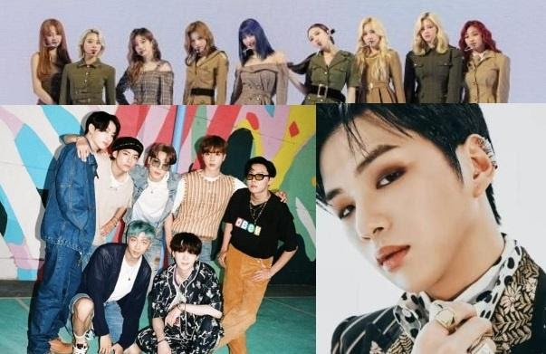 "BTS, TWICE, Kang Daniel, & More Winners At ""2020 Soribada Best K-Music Awards"" oleh - fandomkorea.xyz"