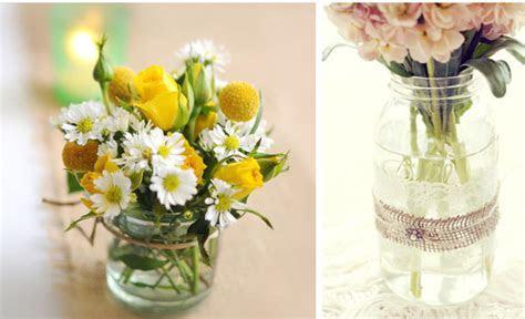 hessian wedding jam jars   UK Wedding Styling & Decor Blog