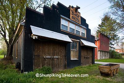 Hyde Clifton Blacksmith Shop, Greene County, Ohio