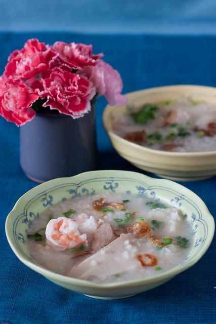 Seafood Congee2