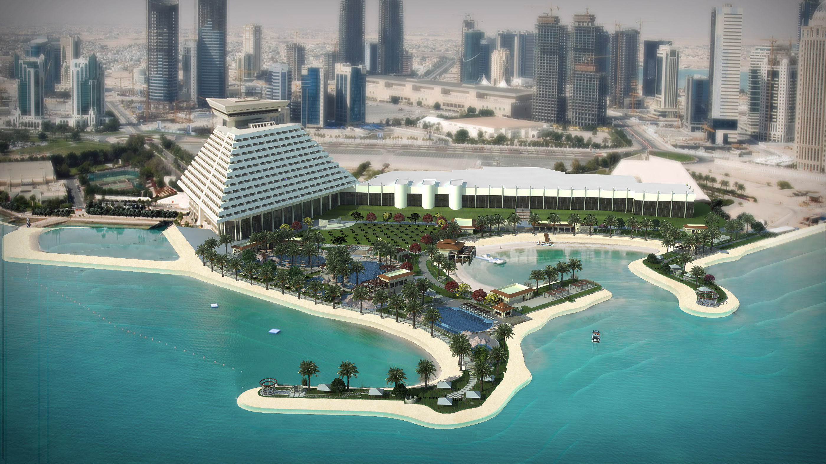 Sheraton Doha Resort Convention Hotel Qatar