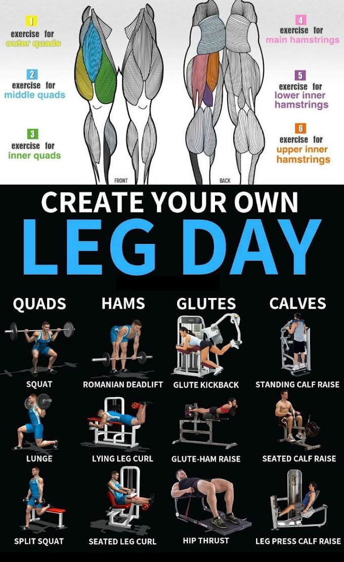 This six-move legs session will hit your quads, hamstrings and glutes hard, as well as your entire core