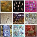Tangled Textiles, challenge 3: Tools