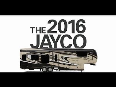 RV Videos: Jayco Luxury 5th Wheels, Travel Lite Rayzr FB, Thor Compass, Forest River Surveyor