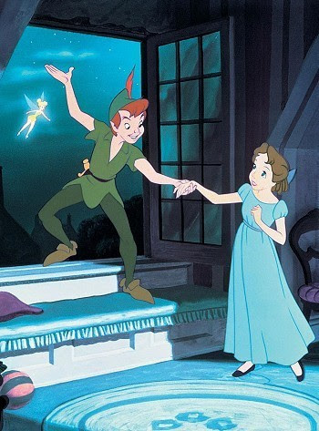 Peter Pan Afbeeldingen Peter Pan And Wendy Achtergrond And