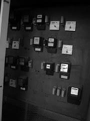 electricity panel, Nicosia