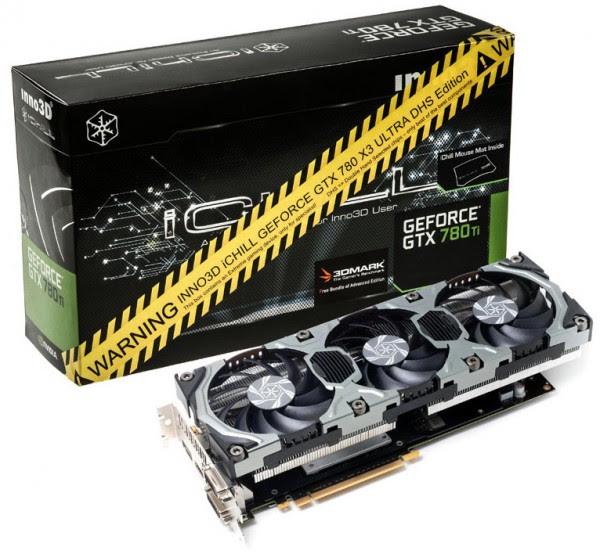 Inno3D GeForce GTX 780 Ti iChill DHS (4)