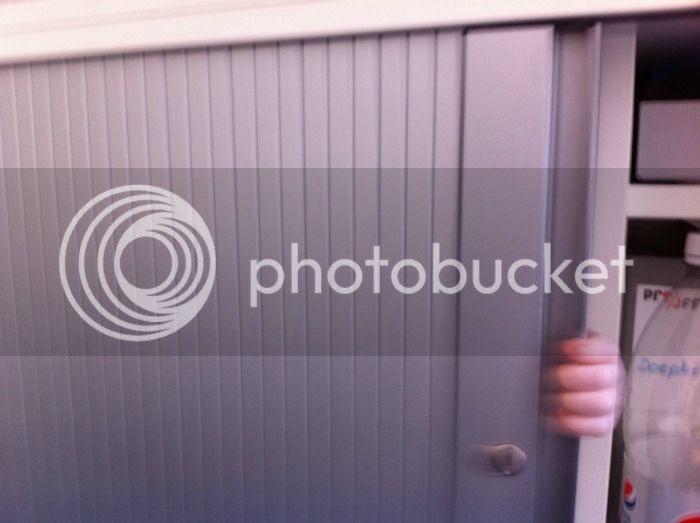 Zwuggel im Schrank