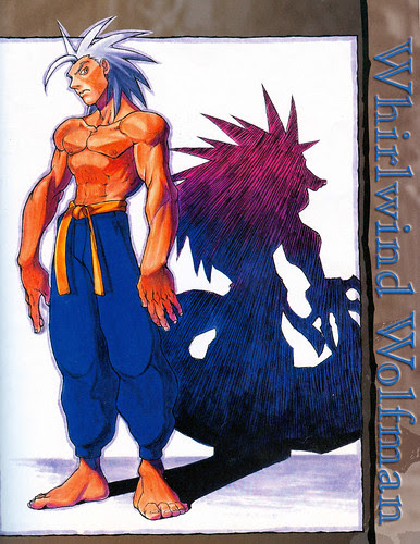 talbain gallon darkstalkers