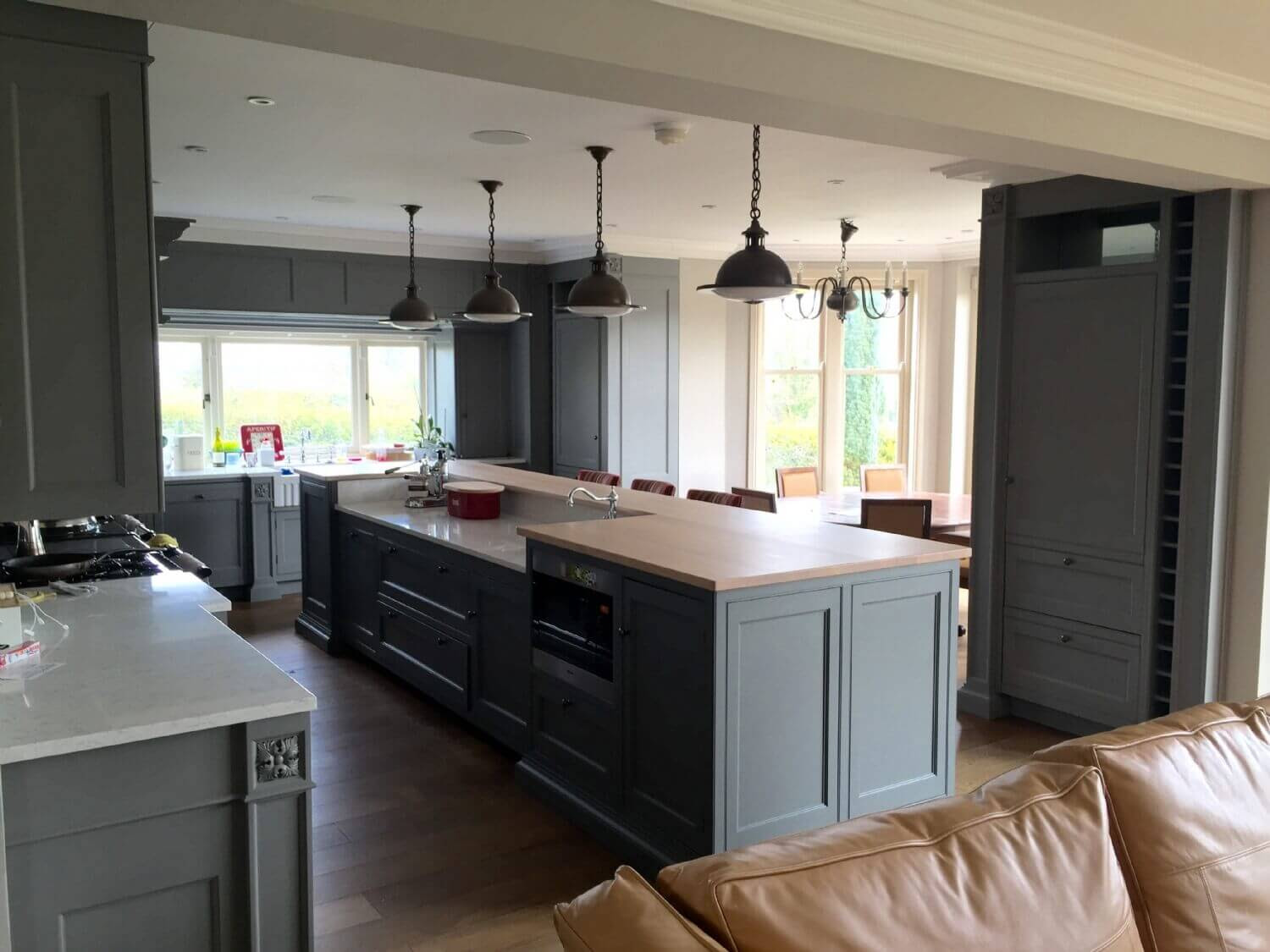 Hand Painted Kitchens • FX Decor