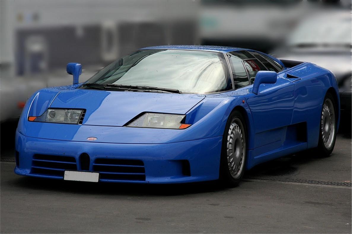 Bugatti Eb 110 Gr8autophoto Com