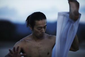 Mestre Samurai da Associação de Capoeira Cordão de Contas