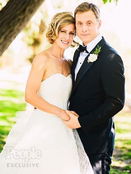 Alan Tudyk Marries Choreographer Charissa Barton   PEOPLE.com