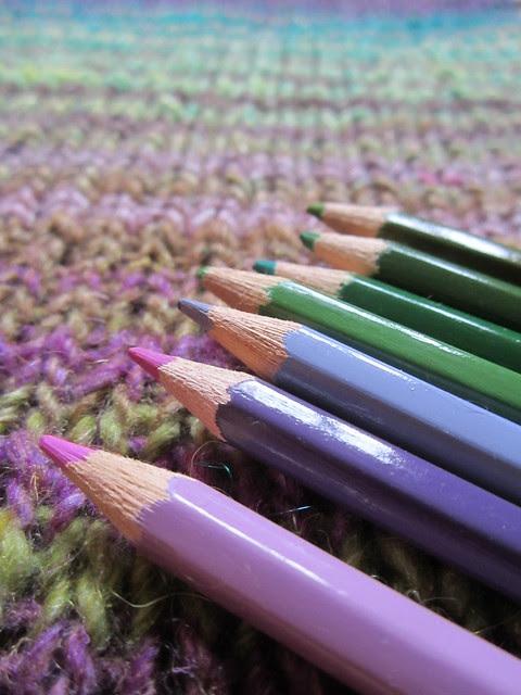 64 Crayons strip 1 WIP 004