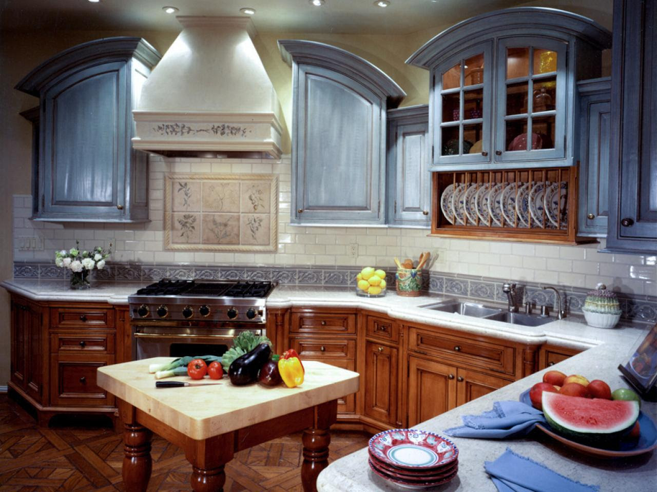 Painting Kitchen Cabinet Doors Pictures Ideas From HGTV