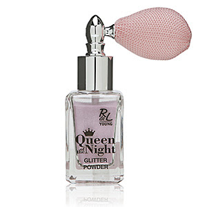 """RdeL Young LE """"Queen of the Night"""" Glitter Powder"""