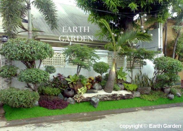 Maret 2017 Small Front Yard Landscape Ideas
