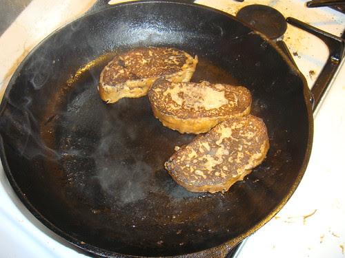 Smoking pan