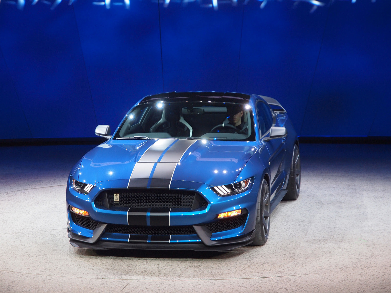 Ford Ford Mustang Shelby GT350 2016