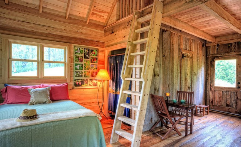 Rustic cabin interior design ideas