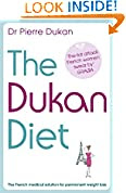 The Dukan Diet by Pierre Dukan book cover