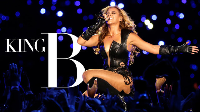 Click here to read Beyoncé Knowles Is the King of Pop