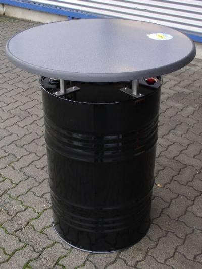 Holzkohlegrills Elektrogrill Olfass Tisch Anleitung