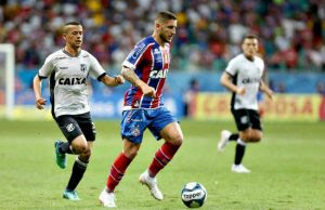 O Ceará ficou no empate com o Bahia (Felipe Oliveira/Divulgação)
