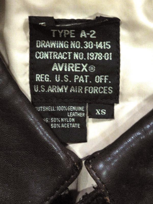 Flight jacket 04