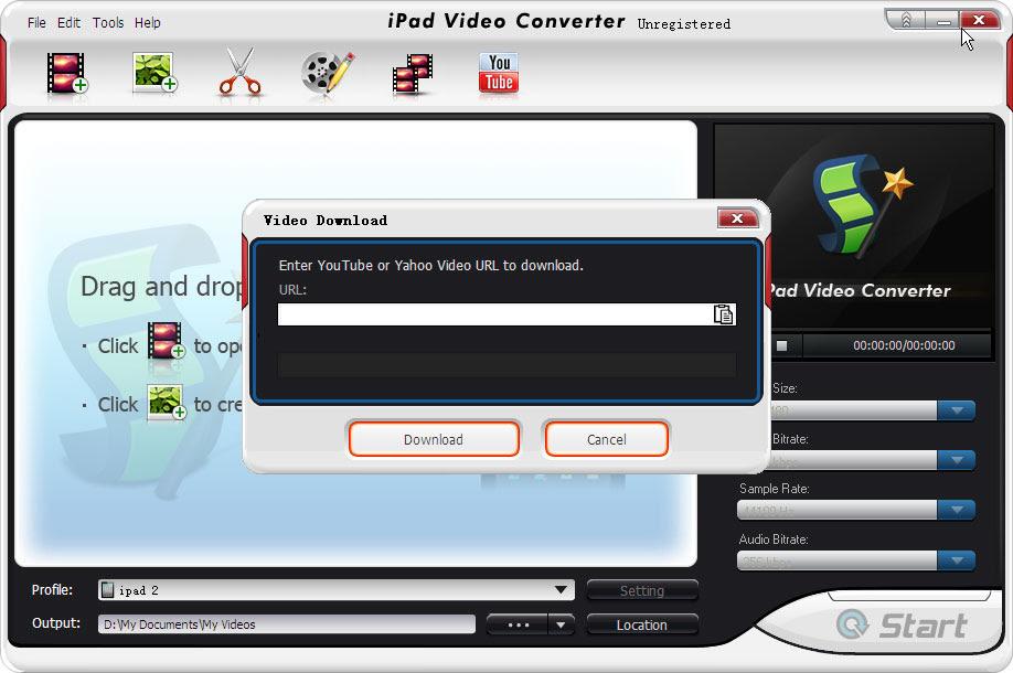 BlazeVideo iPad Video Converter