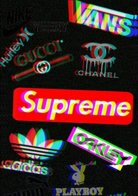 Fond Decran Supreme Iphone